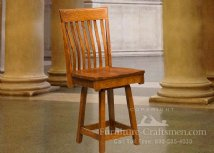 Cullen Harbor Bar Stool Handcrafted From Solid Wood